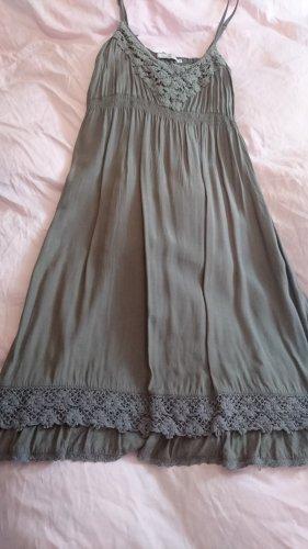 cream hängerchen Kleid 36 s neuwertig