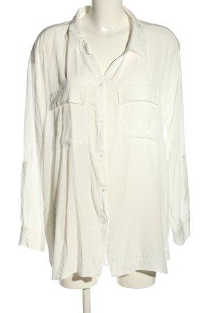 Cream Hemd-Bluse weiß Casual-Look