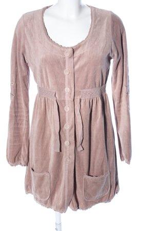 Cream Hemdblusenkleid bronzefarben Casual-Look