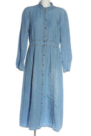 Cream Abito blusa camicia blu stile casual