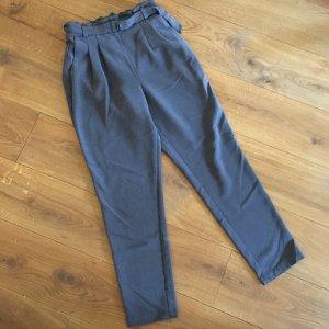 Cream Jersey Pants grey