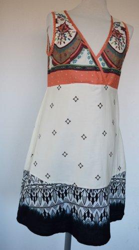 Cream - Hübsches Sommerkleid aus Baumwolle 40 - neu