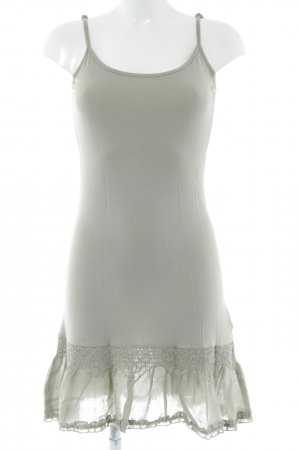 Cream Jerseykleid hellgrau-silberfarben Casual-Look