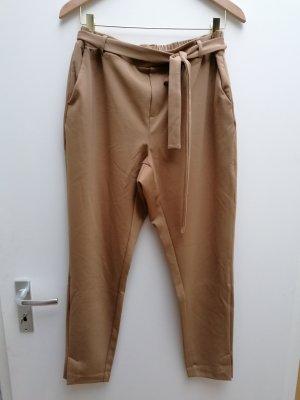 Cream Pantalón deportivo camel-beige Poliéster