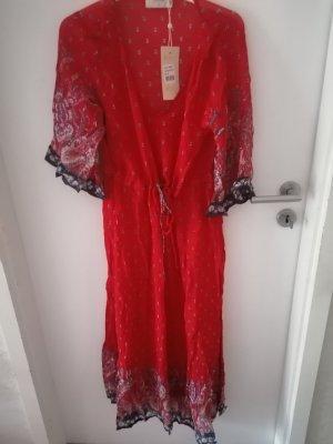 Cream Kleid rot Gr. 40 neu