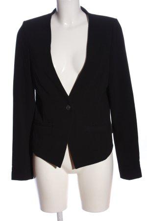 Cream Korte blazer zwart zakelijke stijl