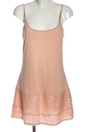 Cream Minikleid nude Casual-Look