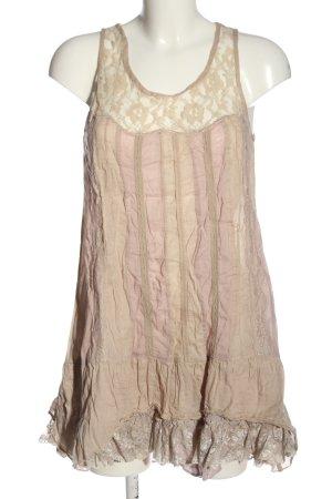 Cream Minikleid nude-creme Casual-Look