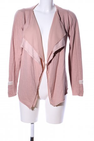 Cream Shirtjacke pink Casual-Look