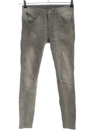 Cream Jeans slim fit grigio chiaro stile casual