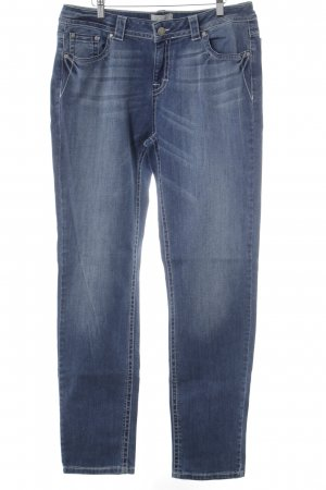 Cream Slim Jeans stahlblau Casual-Look