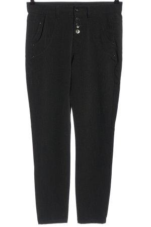 Cream Jersey Pants light grey casual look