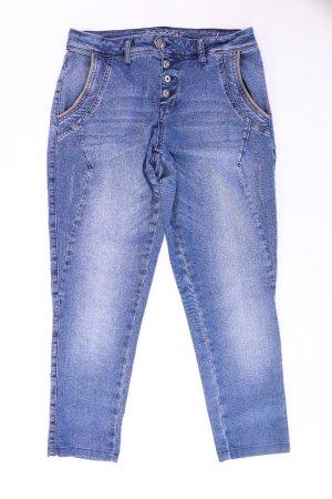 Cream Jeansy z prostymi nogawkami Bawełna