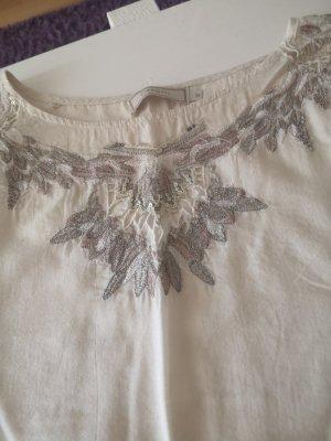 Cream Camiseta crema-beige claro