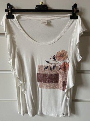 Cream  T-Shirt neu in L