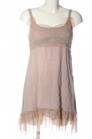 Cream Trägerkleid braun klassischer Stil