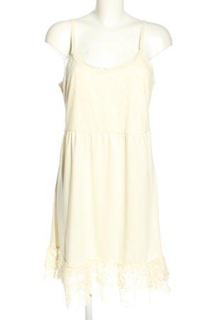Cream Trägerkleid weiß Casual-Look