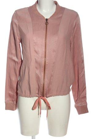 Cream Übergangsjacke pink Casual-Look