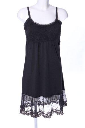 Cream Fond de robe noir style d'affaires