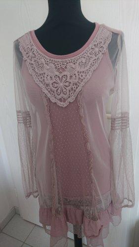 Cream Vintagekleid