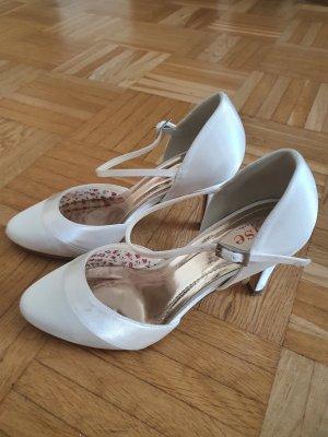 cream white Schuhe