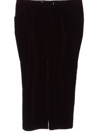 Création Atelier GJ Jersey Pants brown business style