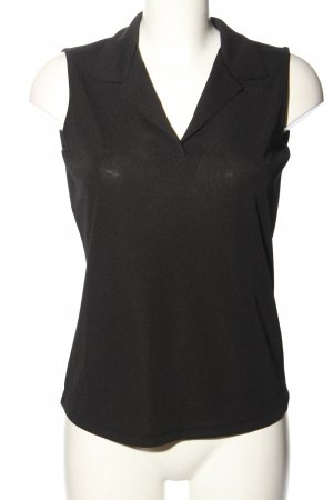 Creation L. Basic Top black casual look