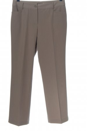 Creation L. Pantalon boyfriend gris clair style d'affaires