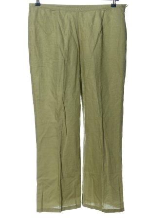 Creation L. Linen Pants khaki casual look