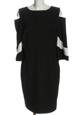 Creation L. Midi Dress black-white elegant