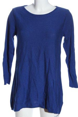 Creation L. Crewneck Sweater blue casual look