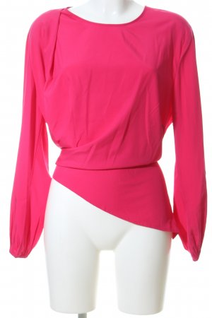 Creation L. Schlupf-Bluse pink Casual-Look