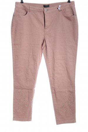Creation L. Skinny Jeans pink casual look