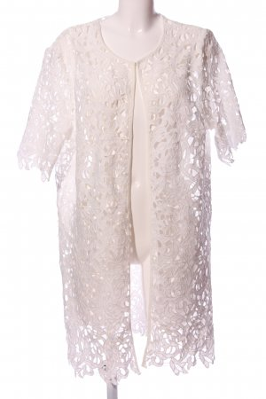 Creation L. Lace Blouse white casual look