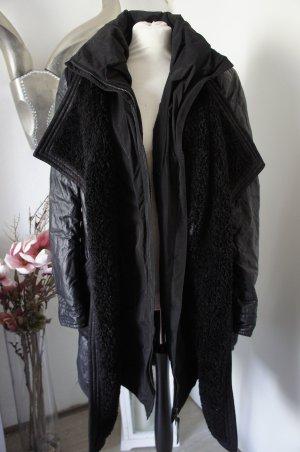 Creenstone Mantel Größe 44 schwarz