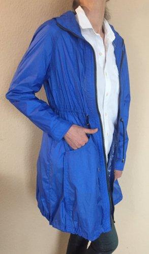 Creenstone Manteau de pluie bleu polyamide