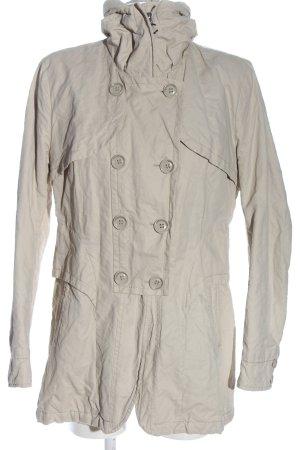 Creenstone Between-Seasons-Coat natural white casual look