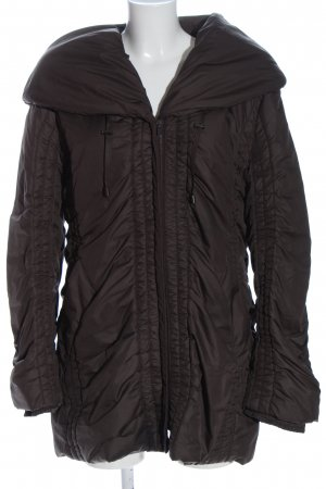 Creenstone Winter Jacket brown casual look