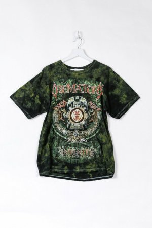 Crematory Bandshirt in L