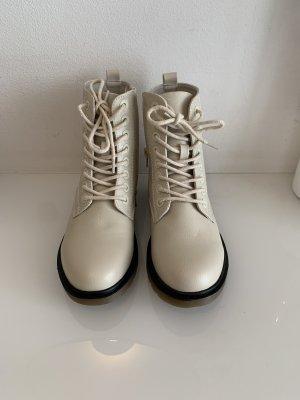 Creme/beige Boots