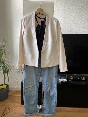New Look Klassischer Blazer crema-bianco sporco