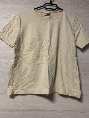 Creme farbiges Tshirt