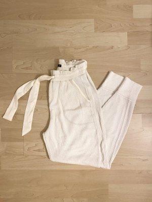 Abercrombie & Fitch Pijama blanco puro