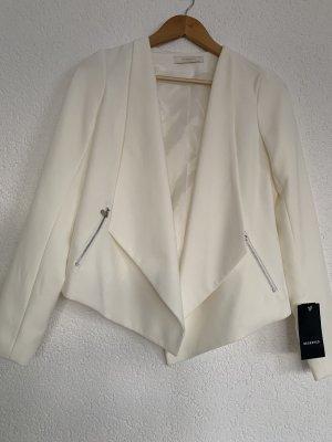 Creme weißer Blazer reserved