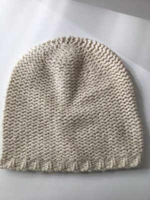 American Vintage Beanie natural white