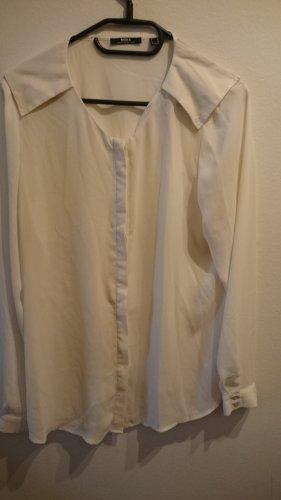Cremefarbene Bluse von Mexx in Größe 42