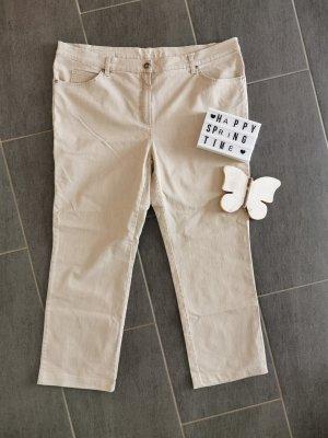 cremefarbene Jeans von Gerry Weber