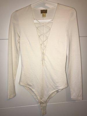 H&M Body blanc cassé
