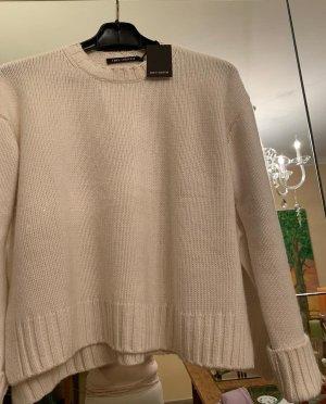 Cremefarbener Cashmere Pullover von Iris v Arnim Gr. M NEU