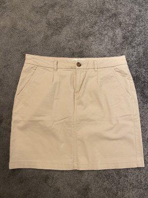 L.O.G.G. H&M Falda pantalón crema
